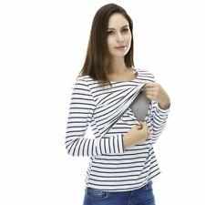 Fashion Pregnancy Maternity Clothes Maternity Tops Breastfeeding Shirt Nursing