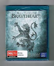 Braveheart : Blu-ray Brand New & Sealed