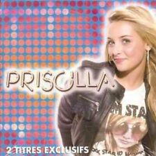 Priscilla Chante/Je dis stop (cardsleeve)  [Maxi-CD]