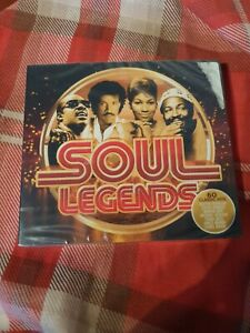 Soul Legends 3 CD Pack BRAND NEW AND SEALED