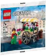 LEGO® Creator 40140 Blumenwagen NEU OVP_ Flower Wagon NEW MISB NRFB 40108