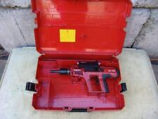 hilti dx 750 with powder actuated nail stud gun works great