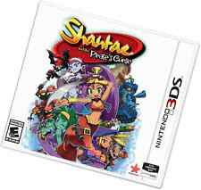 Shantae and the Pirate's Curse - Nintendo 3DS