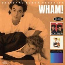 Original Album Classics * by Wham! (CD, Mar-2015, 3 Discs, Epic)