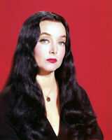 The Addams Family Carolyn Jones Color 8x10 Glossy Photo