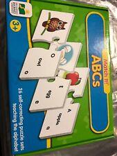 Match It! Abcs PreSchool Activity-26 Puzzle Pairs