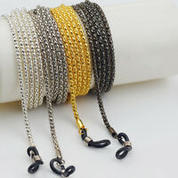 Bead Chain Neck Strap Cord for Spectacles Eyeframes Sunglasses Eyeglasses Gi;de