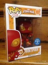 Funko Iron Man Plastic TV, Movie & Video Game Action Figures