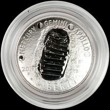2019-S Apollo 11 Commemorative Proof Clad Half Dollar in Original Sealed Capsule