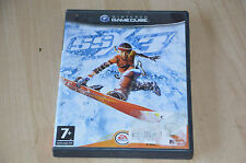 jeu Nintendo GAMECUBE SSX 3 - Snow VF