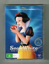 Snow White and the Seven Dwarfs Dvd Limited Edition 2-Disc Set - New & Sealed