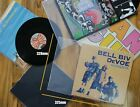 "25 12"" inch Vinyl Album 3 LP 450g Gauge Outer Plastic Polythene Record Sleeves"