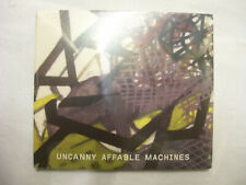 ERIC MOE Uncanny Affable Machines - 2018 USA CD – Classical, Experimental - NEW!