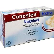 Canesten extra Nagelset 1st 0619053