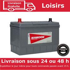 Hankook XL31S Batterie Décharge Lente Pour Caravane, Camping Car 12V 130AH