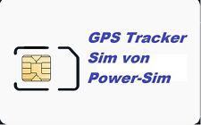 Prepaid Sim-Karte ? Für GPS Tracker, Alarmanlagen, Smartwatch ? 10 Euro Guthaben