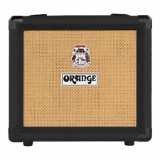 Orange Crush 12 BK (Black) Guitar Combo Amp 1x6 12W Amplifier