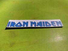 IRON MAIDEN - RARE PLV VINTAGE !!!!!!!!!!!!!!!!!!!!!!!!!!!!