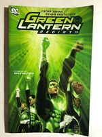 GREEN LANTERN Rebirth (2010) DC Comics TPB VG+