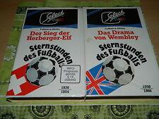 Sternstunden des Fußballs - Sammy Drechsel - 1930/1954 und 1958/1966 - 2 VHS