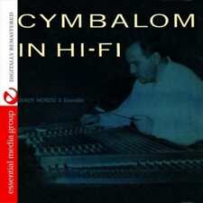 JANOS HOSSZU - CYMBALOM IN HI-FI NEW DVD