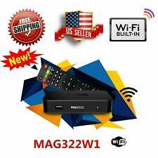 LOT NEW MAG322W1 MAG 322 W1 SET TOP BOX built-in Wi-Fi Multi Pack 1,2,4,10