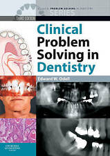 NEW Clinical Problem Solving in Dentistry, 3e