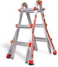 13 1A Little Giant Ladder Classic w/ Work Platform 10101LGW the Original NEW!
