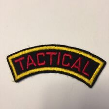 Tactical Patch