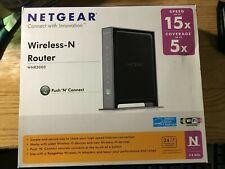 Netgear N300 300 Mbps 4-Port 10/100 Wireless N Router model WNR2000