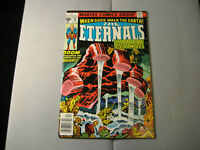 The Eternals #10 (1977, Marvel)
