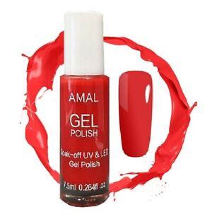 GEL LAB Gel Nail Polish Varnish Lacquer Base Top Coat Manicure Gel polish UK 7.5