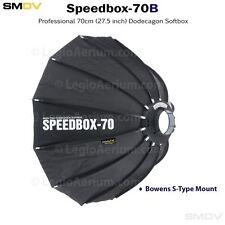 SMDV Speedbox-S70B Softbox.  SMDV 70 with Bowens Mount Softbox