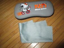 """Boîte à lunette enfant """"Hello Kitty"""",comme neuf!"""