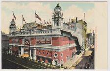 USA postcard - Hippodrome, New York