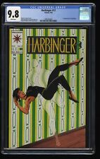 Harbinger #17 CGC NM/M 9.8 White Pages