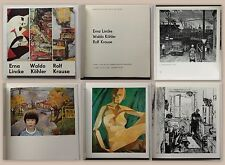 Katalog Gemäldegalerie Dresden Bilder Erna Lincke Waldo Köhler Rolf Krause 1978