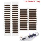 48pcs Mobile Phone Dustproof Net Sticker Speaker Mesh Anti Dust Adhesive Sticke-