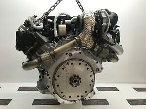Motor Moteur Engine Porsche CRC 245PS 3,0TDI Cayenne 958 Komplett 52TKM