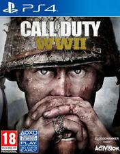 Call of Duty WWII Ps4 -DESCARGA- Leer Descripcion -SECUNDARIA- CoD WW ll / 2