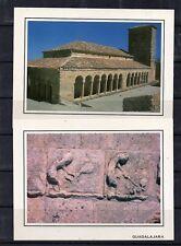 Postales Monumentos El Romanico de Guadalajara (DQ-628)