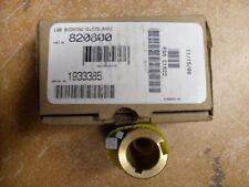 NEXEN LWB Straight Bushing No. 820800 - 0.875 bore SN1933385 brass USA Seller