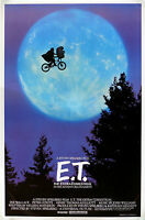 Home Wall Print - Vintage Movie Film Poster - ET EXTRA TERRESTRIAL - A4,A3,A2,A1