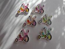20x ramdon mixed bike sewing buttons