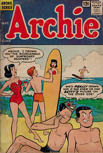 Lot of ELEVEN original Archie™ comic Books.