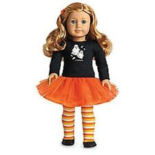 American Girl MYAG SPOOKY FUN OUTFIT + Charm Halloween New in Box