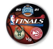 2021 NBA Orientale Conférence Finals Collecteur Broche Atlanta Hawks V Milwaukee