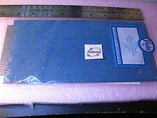 Vector Prototype Card DIP Plug-Board 3662-2 9-1/2 x 4-1/2 .1 Hole Spacing NOS