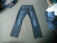 """G-STAR RUGER STRAIGHT BLIZZARD EMBRO JEANS W30"""" L32"""" Faded Blue Herren Jeans"""