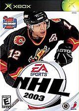 NHL 2003 (Microsoft Xbox, 2002)